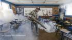 Tracing Zika's uncharted spread