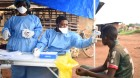 Experimental Ebola drugs face tough test in war zone