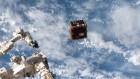 Stand back, Aquaman: Harpoon-throwing satellite takes aim at space junk