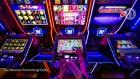 Slot machine jingles encourage gamblers to raise the stakes