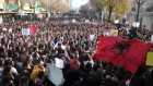 Mass student protests bring down Albania's science minister