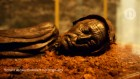 Pain was sharp but short for ancient 'bog body' victims