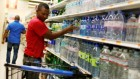 What a bottled-water habit means for intake of 'microplastics'