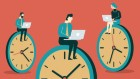 'I'll work on it over the weekend': high workload and other pressures faced by early-career researchers