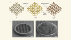 Electrochemical reactions drive morphing of materials