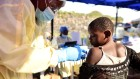 Aid group says Ebola vaccine is not reaching enough people
