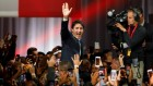 Canadian scientists relieved as Trudeau ekes out election win