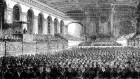 How the scientific meeting has changed since Nature's founding 150 years ago