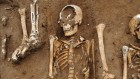 A medieval mass grave hints at the Black Death's ravages