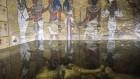 Open up research about Tutankhamun's tomb