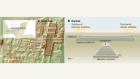 Large-scale early Maya sites in Mexico revealed by lidar mapping technology