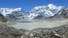 Shrinking glaciers lead to growing lakes — and growing risks