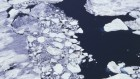 Brrrr! 'Supercooled' waters make nearby Antarctic seas seem balmy