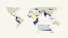 Precise mapping reveals gaps in global measles vaccination coverage