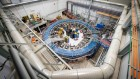 Long-awaited muon physics experiment nears moment of truth