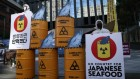 Scientists OK plan to release one million tonnes of waste water from Fukushima