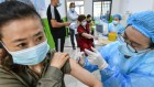 China is vaccinating a staggering 20 million people a day