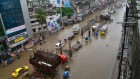 The fraction of the global population at risk of floods is growing