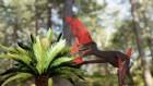 A plundered pterosaur reveals the extinct flyer's extreme headgear