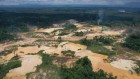 Illegal mining in the Amazon hits record high amid Indigenous protests