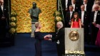 Researchers voice dismay at all-male science Nobels
