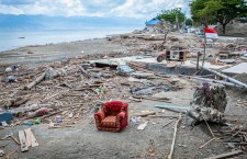 Tsunami scientists clash with Indonesian government over rules on foreign research