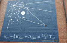 Maths and murals: Leiden's wall formulae