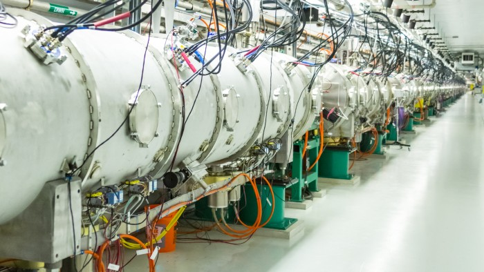 The Spallation Neutron Source at Oak Ridge National Laboratory, Tennessee.